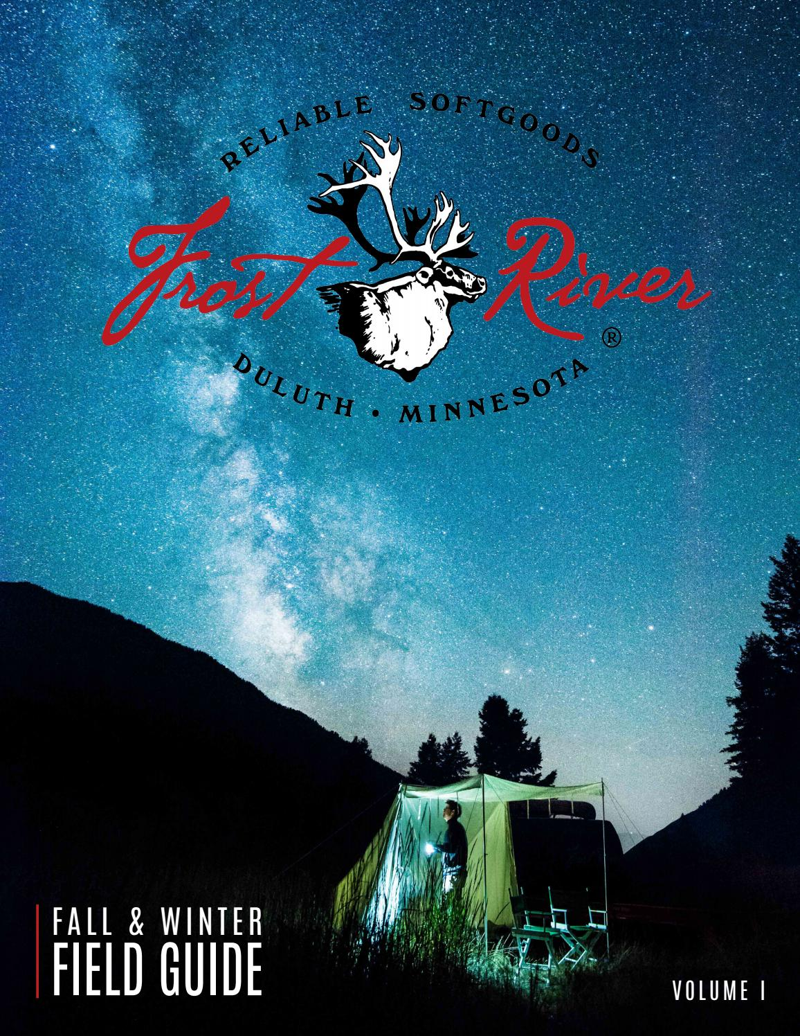 Frost River Field Guide Vol I By Frost River Issuu