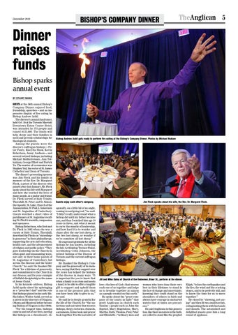Page 5 of Dinner raises funds