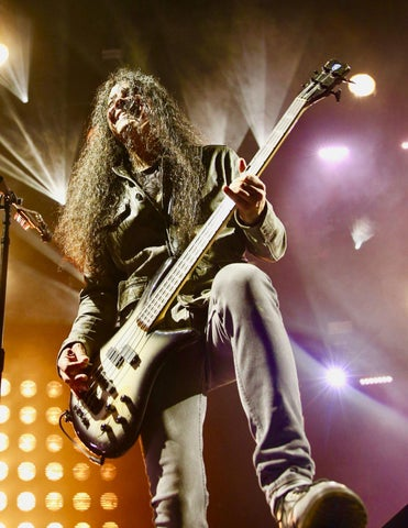 Page 19 of Mike Inez: The Music Is Always Around You
