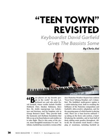 Page 26 of Teen Town Revisited