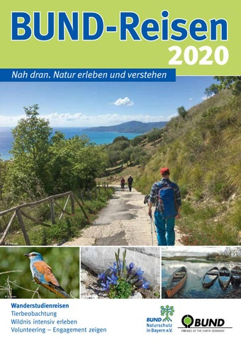 BUND Reisen Katalog 2020 by Georg Herrmann issuu