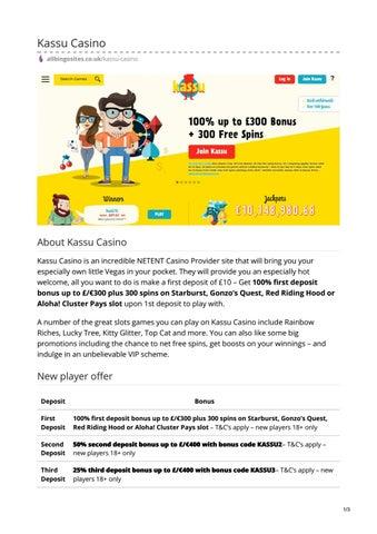 Best Casino Deposit Bonus Uk Best Casino Deposit Bonus March 2020