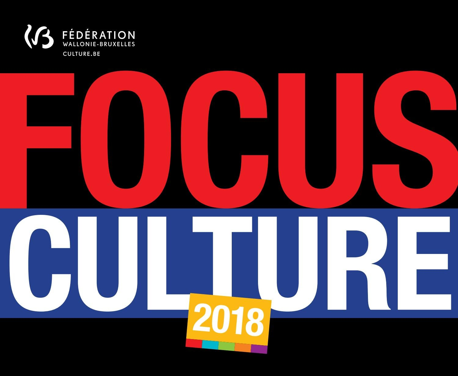 presenting store nice cheap Focus Culture 2018 by culture.be - issuu