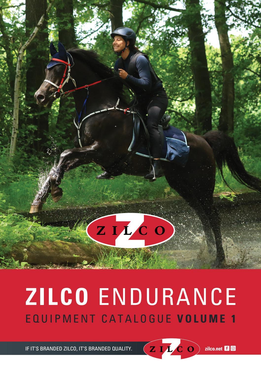Zilco SS Marathon Bridle **Various Colours**