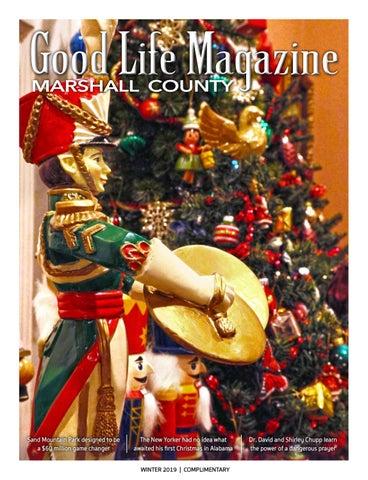 Kim So Hee Christmas 2020 Maxim Marshall Good Life Magazine   Winter 2019 by The Good Life