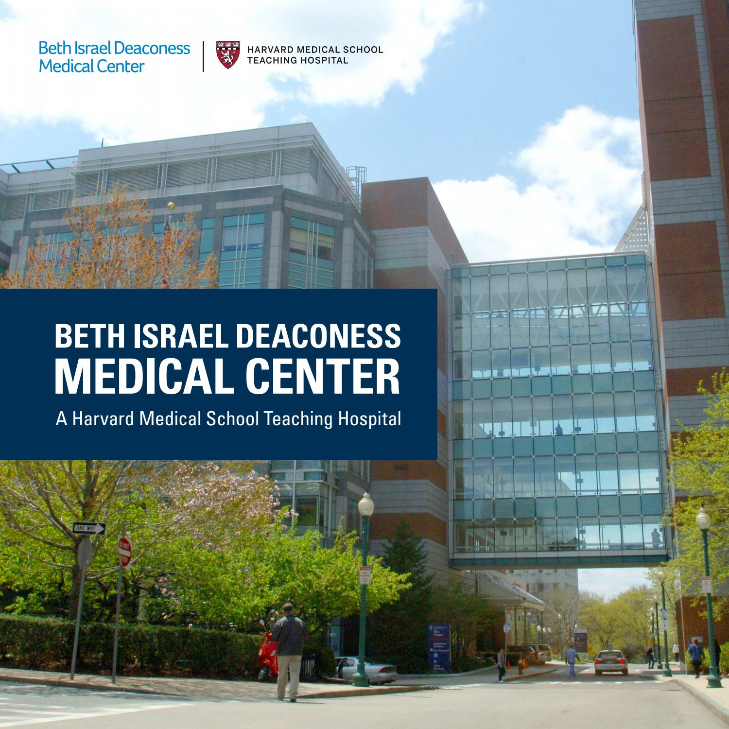 Beth Israel Deaconess Medical Center Overview By Bidmc Issuu
