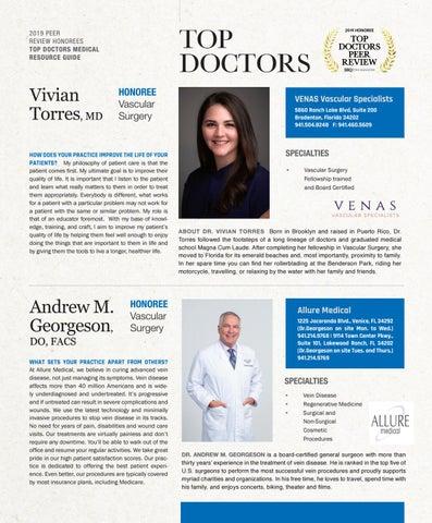 Page 19 of Top Doctors Profile: Vivian Torres MD