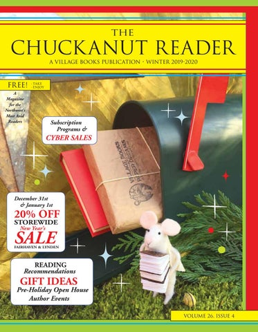 The Chuckanut Reader Winter 2019 2020 By Village Books And