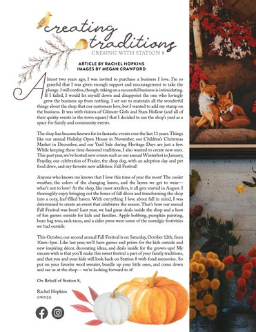Page 29 of Creating Traditions