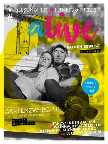 Alive Aachen Bewegt Winterausgabe 201920 By Alive