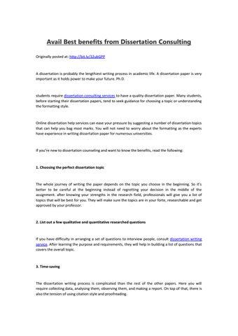 Dissertation consulting argument persuasive essay examples