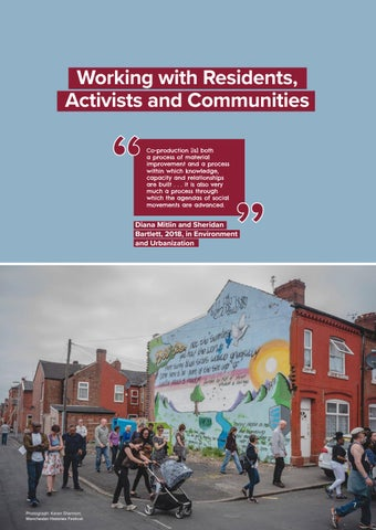Page 7 of Working with Residents, Activists and Communities