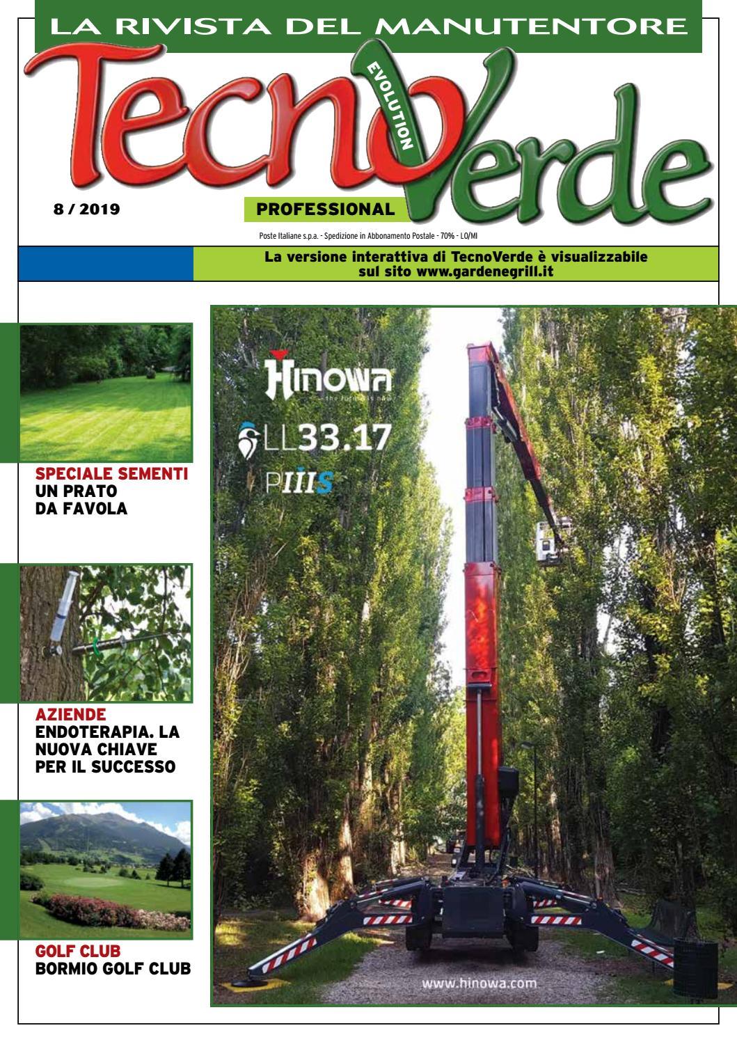 Prato Rigenerante Come Funziona tecno verde evolution n.8/2029 by e.t. edizioni tecniche srl