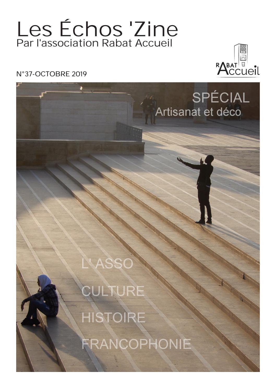Comment Fabriquer Un Sedari Marocain echozine octobre 2019pascal.charles1958 - issuu