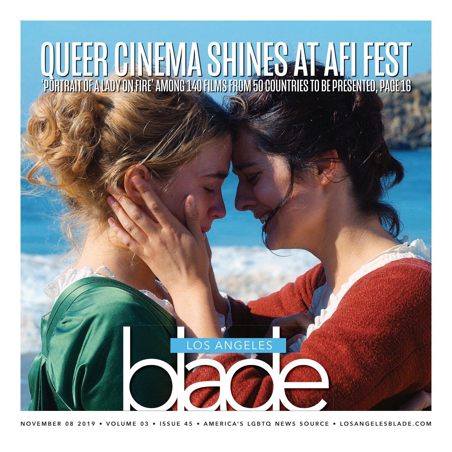 Asier Actor Porno Gay Español losangelesblade, volume 3, issue 45, november 8, 2019