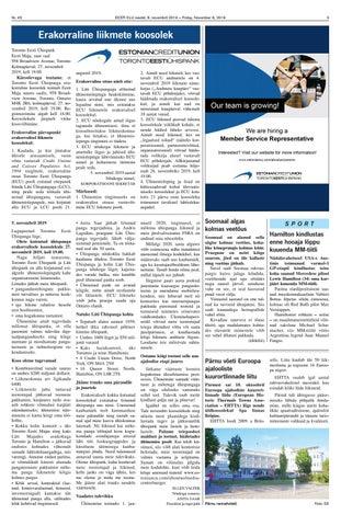 Page 3 of Erakorraline liikmete koosolek
