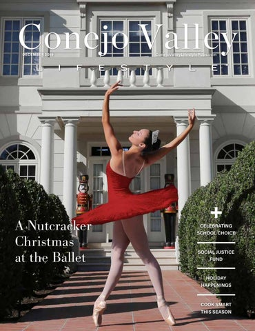 Conejo Christmas Party Dec 1 2020 Conejo Valley, CA December 2019 by Lifestyle Publications   issuu