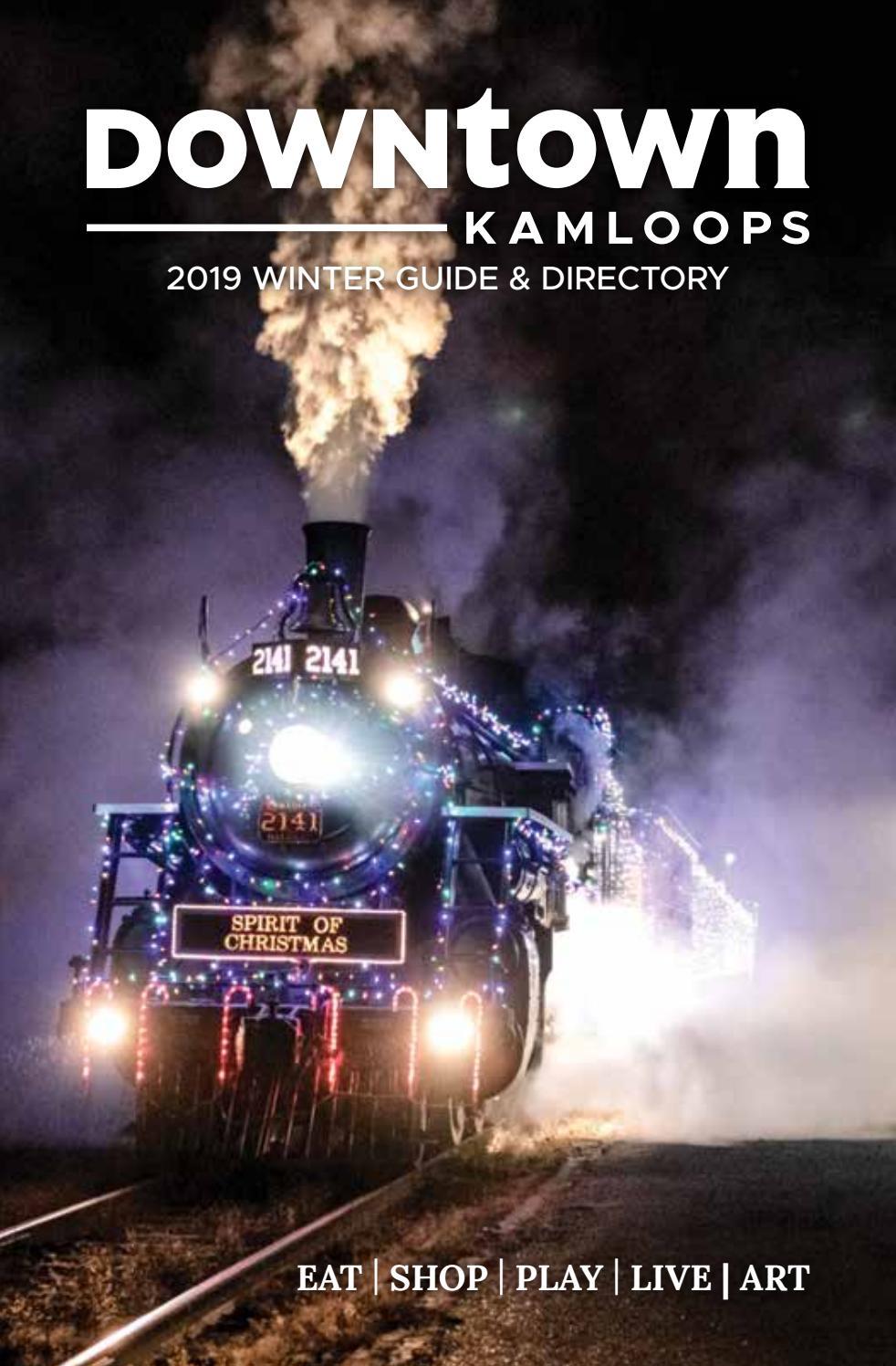 Downtown Kamloops 2019 Winter Guide Directory By Kamloopsthisweek Issuu