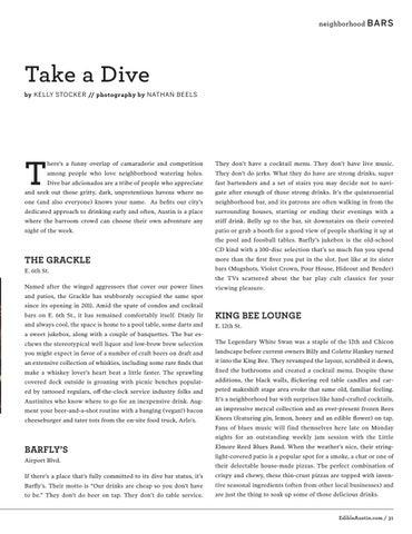 Page 31 of Take a Dive