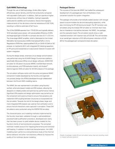 Page 5 of Application Spotlight