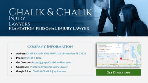 Page 2 of Personal Injury Lawyers Plantation
