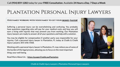 Page 3 of Personal Injury Lawyers Plantation