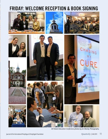 Page 11 of Looking Back at the 2019 Patient Education Conference
