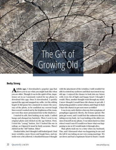 Page 20 of The Gift of Growing Old