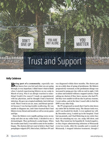 Page 26 of Trust and Support