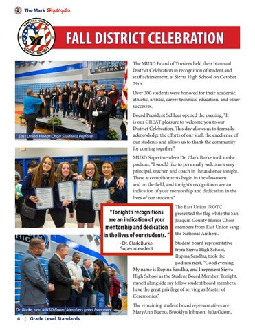 Page 4 of Fall District Celebration