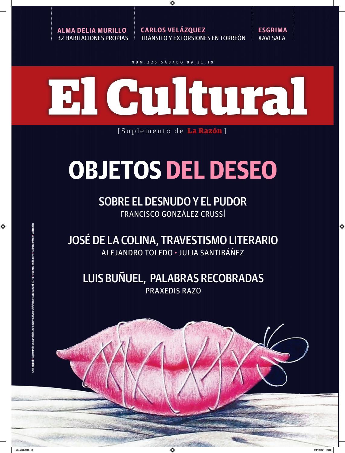 Niño de parbulo chica preparatoria porno El Cultural 225 By La Razon De Mexico Issuu
