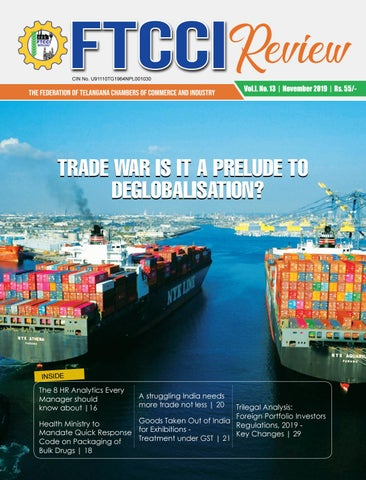 Page 1 of FTCCI's Review of November-2019