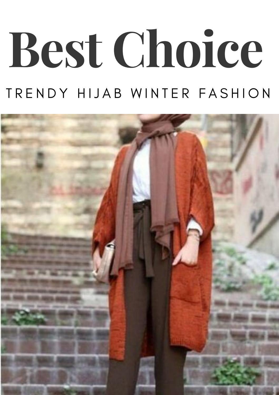 Trendy Winter Hijab Fashion 2020 By Roula Al Issuu