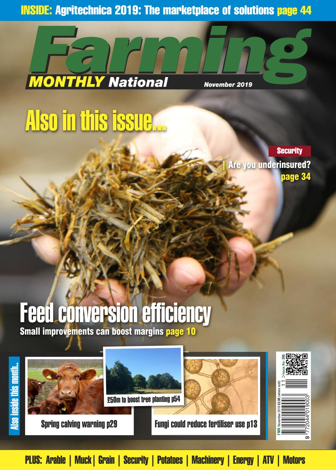 November 2019 Farming Monthly National By Farming Monthly Ltd Issuu
