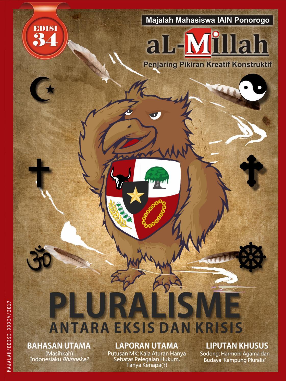 """Majalah AL Millah Edisi 34 """"Pluralisme Antara Eksis Dan"""