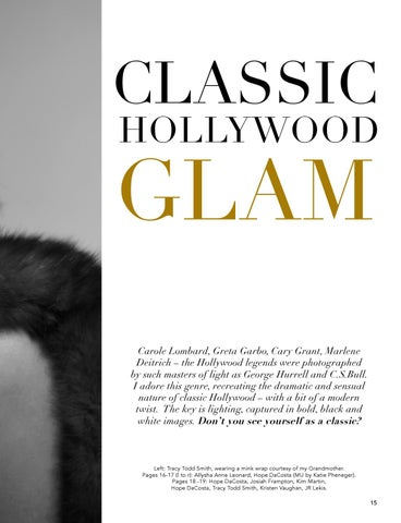 Page 15 of Classic Hollywood Glam at Jana Marcus Photography