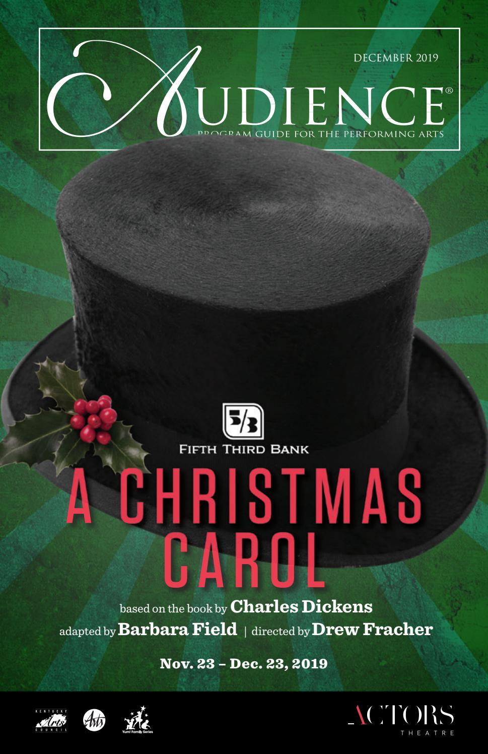 A Christmas Carol Minneapolis November 23 2020 Actors Theatre| November December 2019 | A Christmas Carol by