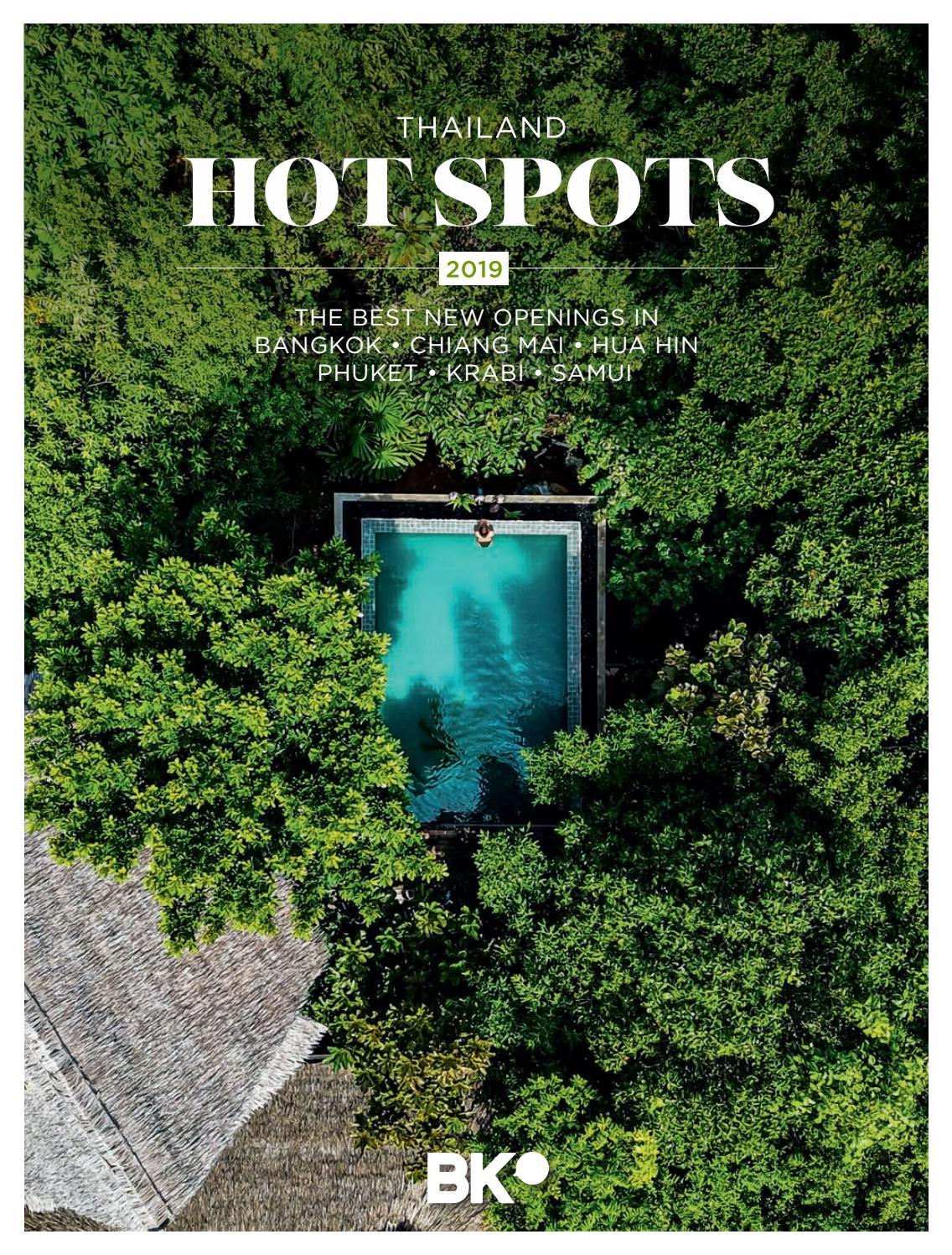 Thailand Hot Spots by BK Magazine - issuu
