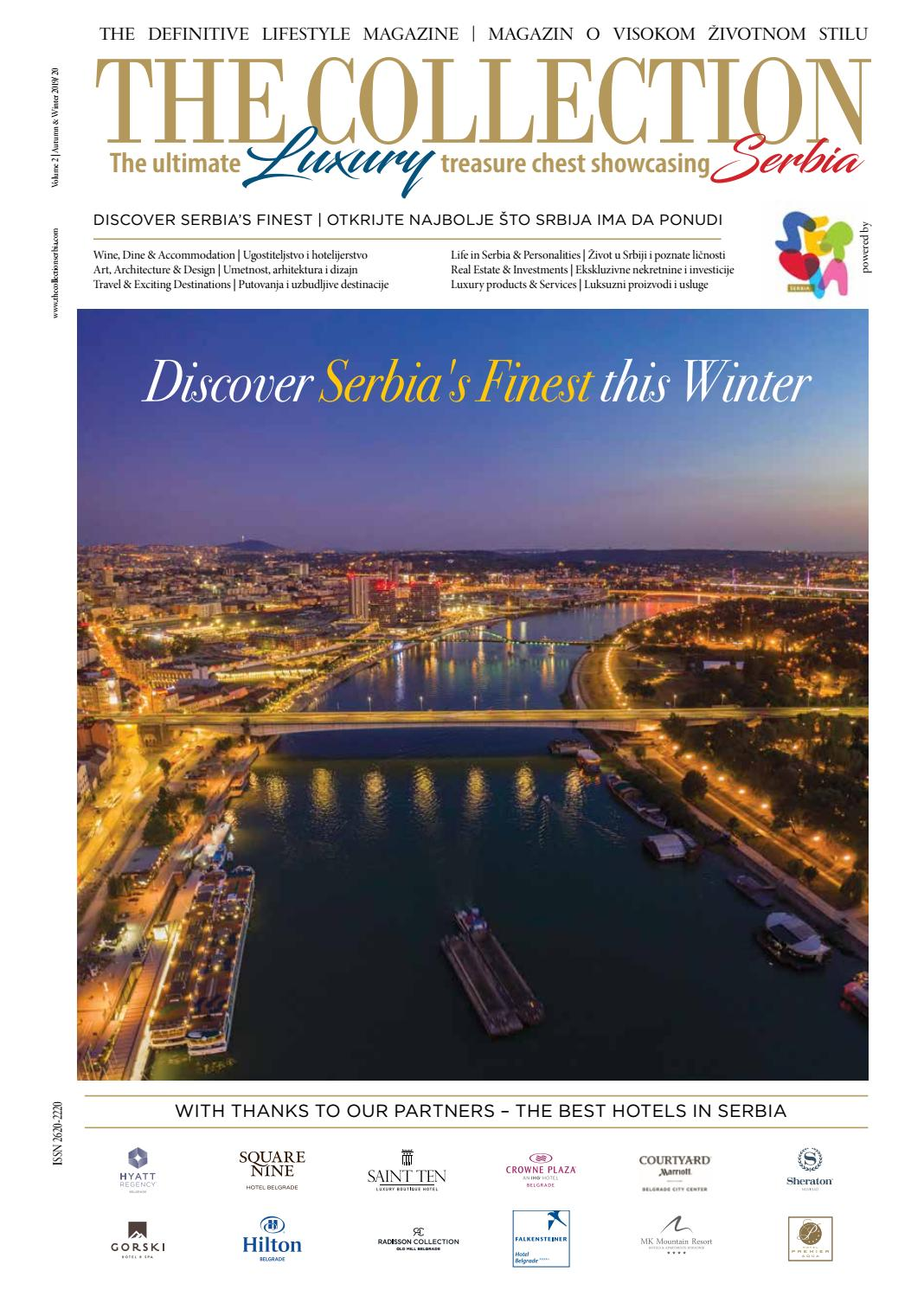 The Collection Serbia Vol 2 By The Collection Montenegro Serbia Issuu
