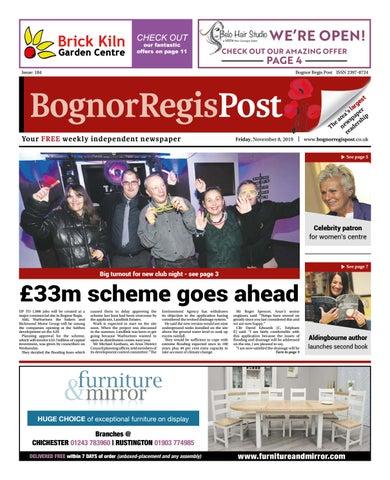 Bognor Regis Issue 184 by Post Newspapers issuu