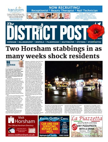 The District Post 8th November 2019 By The District Post Issuu
