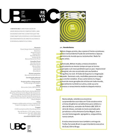 Page 3 of Editorial + #ubcmusica