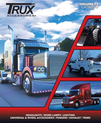 Trux Accessories V11 Catalog By Trux Accessories Issuu