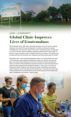 Page 14 of Global Clinic Improves Lives of Guatemalans
