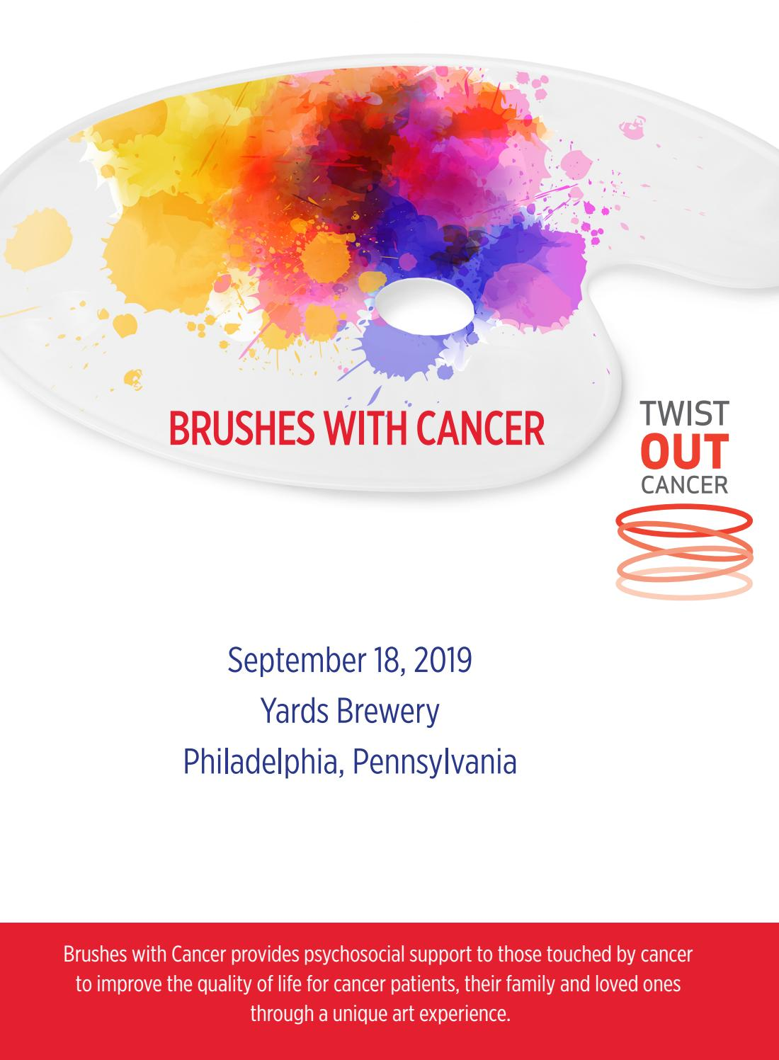 Brushes With Cancer Philly 2019 By Jenna Benn Shersher Issuu