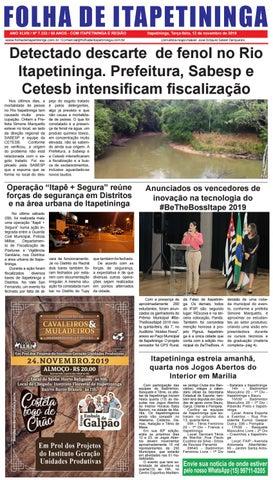 Folha de Itapetininga 12/11/2019 (Terca-feira)