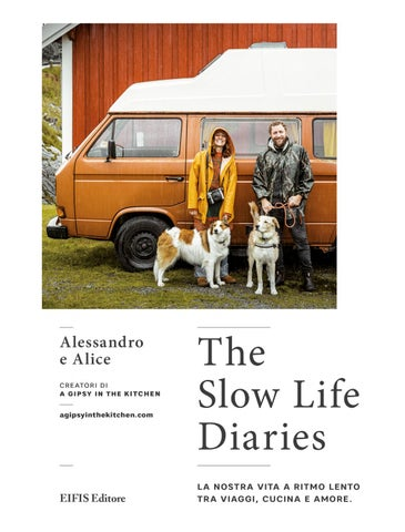 The Slow Life Diaries (A gipsy in the kitchen) by EIFIS ...