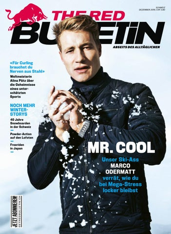 The Red Bulletin Dezember 2017 AT by Red Bull Media House