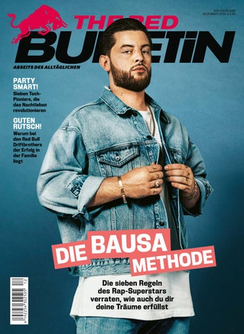 The Red Bulletin DE 1219 by Red Bull Media House issuu