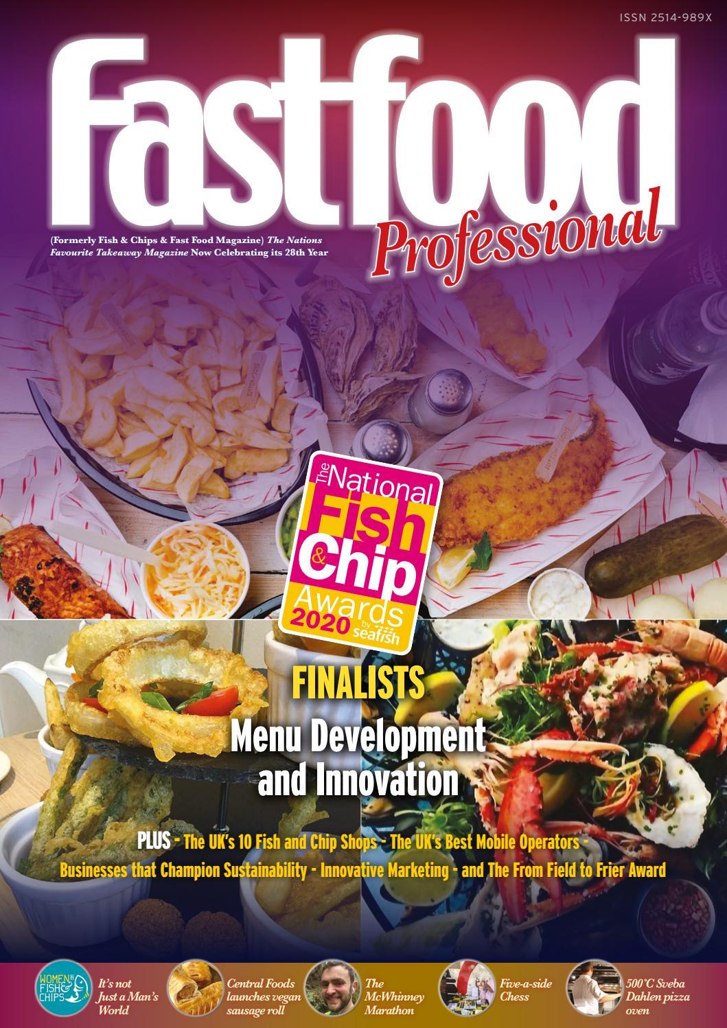 Fast Food Professional By Newco Media Limited Issuu